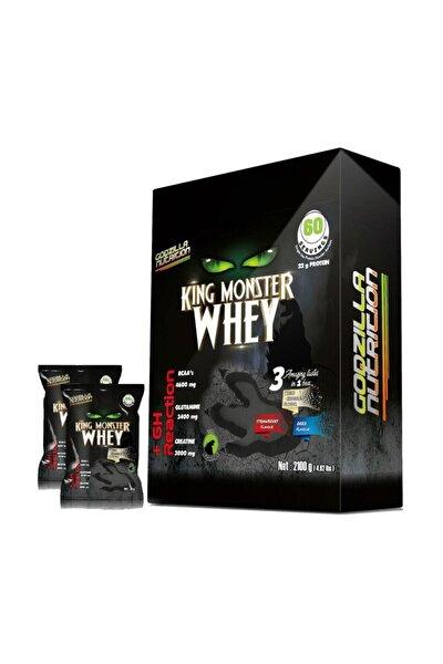 King Monster Whey 2100 gr 60 Şase