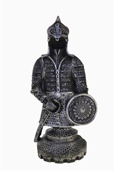 Ayetel Kürsi Biblo Zırh Biblo Ev Biblo Osmanlı Askeri Biblo Gümüş Renk