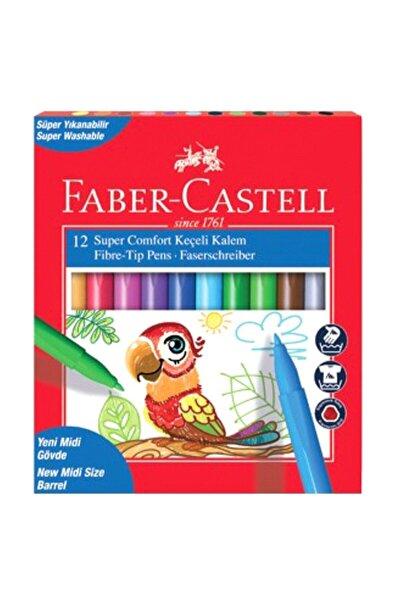 Super Comfort Keçeli Kalem 12 Renk