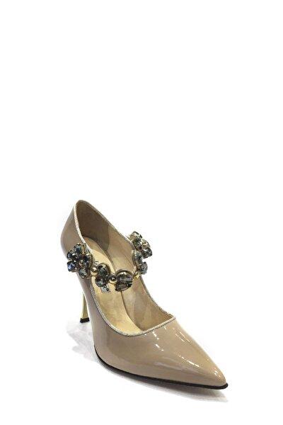 Hakiki Deri Klasik Topuklu Ayakkabı Flw19y-a9068