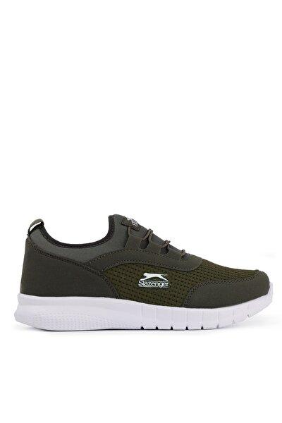 PINO Sneaker Kadın Ayakkabı Haki / Beyaz SA10LK110
