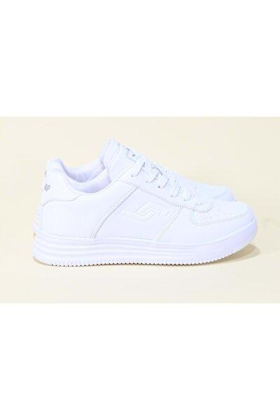 Unısex Beyaz Ortopedic Sneakers Ayakkabı