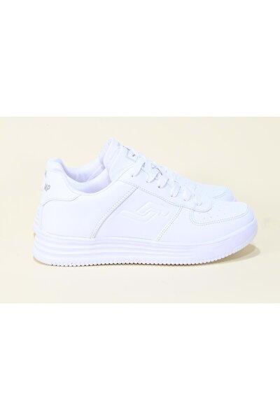 Unısex Beyaz Ortopedic Sneakers Ayakkabı 43 22233