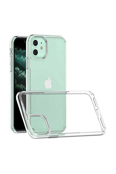 Iphone 11 Şeffaf Kılıf Kenarları Koruma Çizgili Sararma Yapmaz