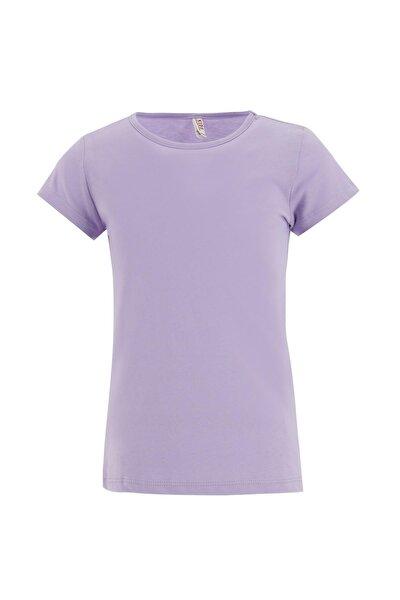 Kız Çocuk Basic Kısa Kol Tişört