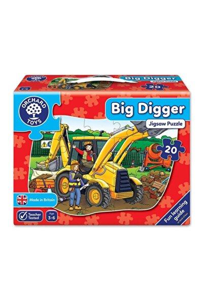 Big Digger Puzzle 3  6 Yaş