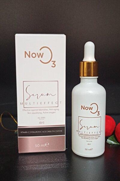 Multı Effect Serum (Leke Aydınlatıcı-antiaging-cilt Tonu Eşitleme-oxygen) 50ml