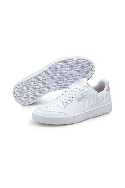 SHUFFLE JR Beyaz Erkek Çocuk Sneaker Ayakkabı 101085497