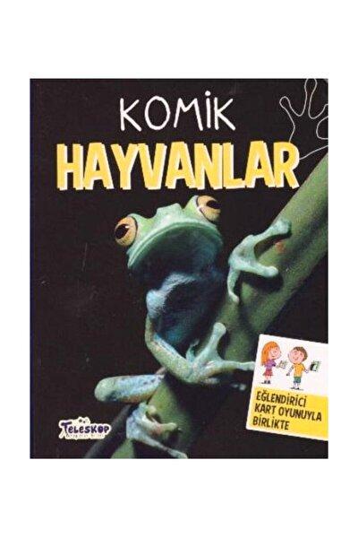 Komik Hayvanlar Karton Kitap Kolektif