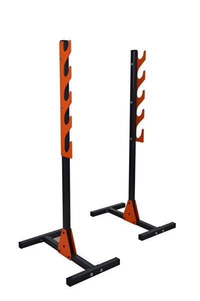 Rota Spor Yerli Üretim Squat Rack & Bench Press Halter Standı