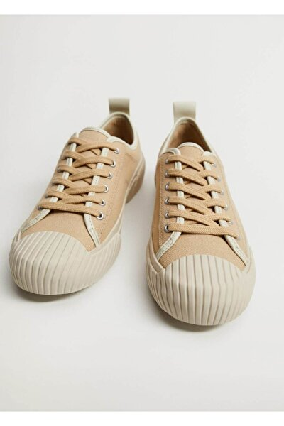 Organik Pamuklu Spor Ayakkabı
