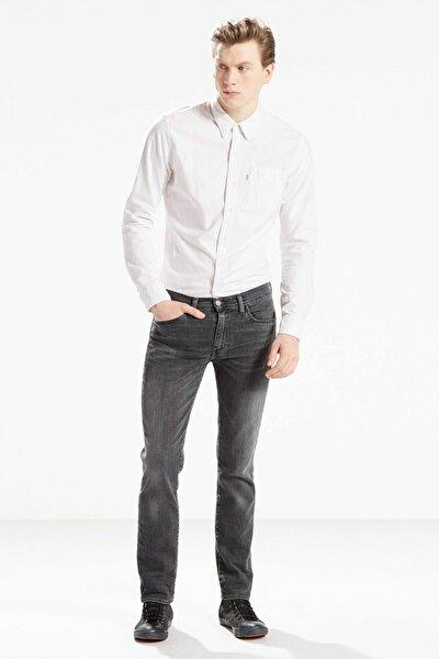Erkek Gri 511 Slim Jean 04511-2091