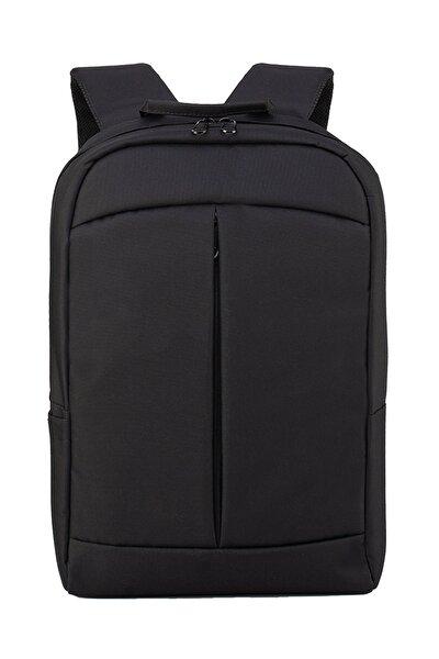 """15.6"""" Laptop Notebook Bilgisayar Sırt Çantası - S480 Siyah"""