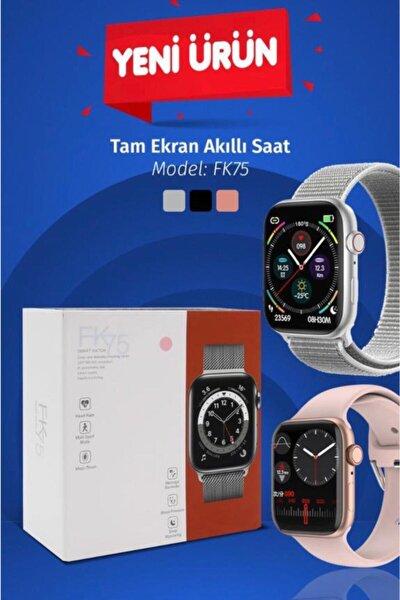 Smartwatch Hw16 Smart Watch 6 Akıllı Saat Tam Ekran 2' Ye Bölme Yan Tuş Aktif 44mm Arama Cevaplama