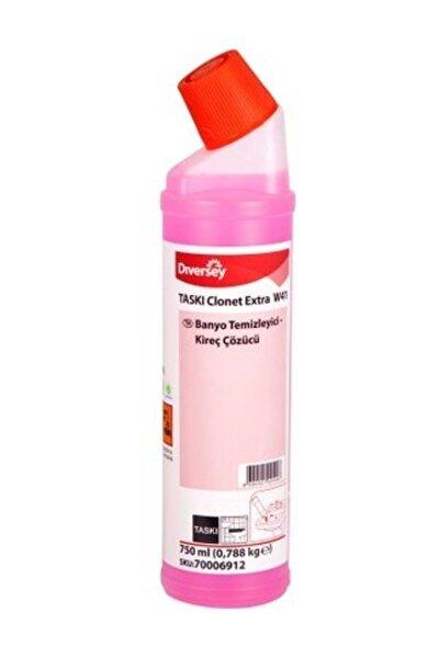 Diversey Clonet Extra W41 Banyo Temizleyici Ve Kireç Çözücü 750 ml