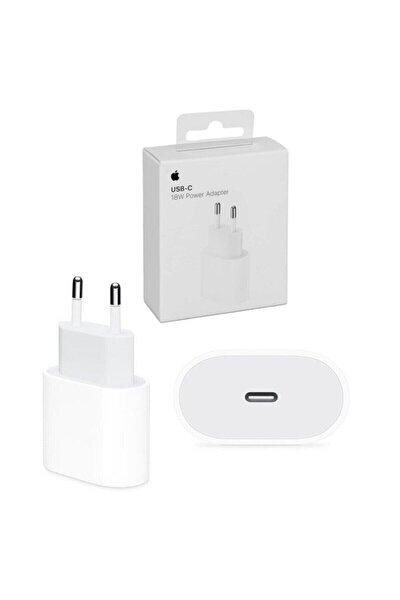 Apple 18w Iphone Hızlı Şarj Adaptörü 8/x/xs/xr/11/12