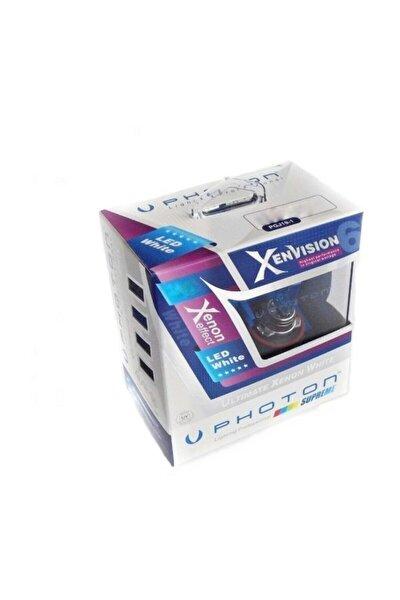 H11 Xenvision 6000k Led Effect Beyaz Far Ampulü