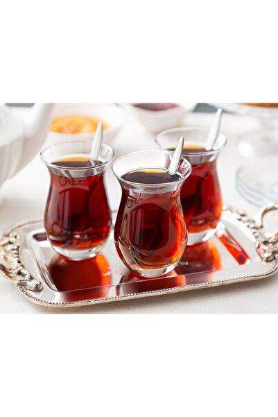 Clarette 6'lı Çay Bardağı