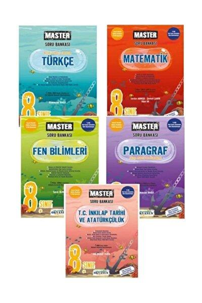 8. Sınıf Lgs Yeni Baskı Set 5 Kitap Master