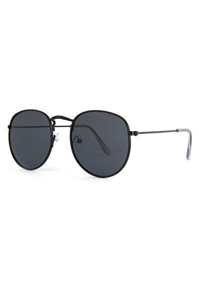 Basic Siyah Kadın Güneş Gözlüğü Apss035600