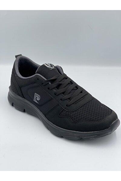 30625 Siyah Poli Tabanlı Hafif Spor Ayakkabı