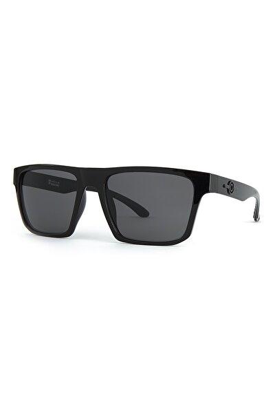 Basic Siyah Erkek Güneş Gözlüğü Apss031300