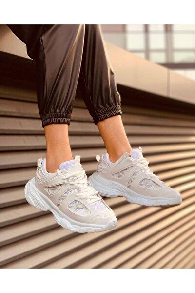 Vector Beyaz Outdoor Ayakkabı