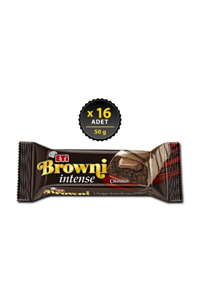 Browni Intense 50 g x 16 Adet