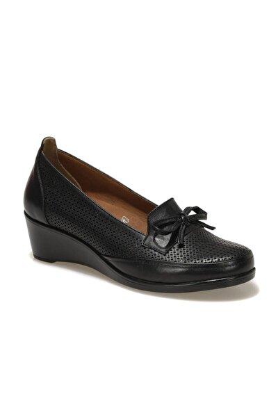 103245.Z1FX Siyah Kadın Klasik Ayakkabı 101002450