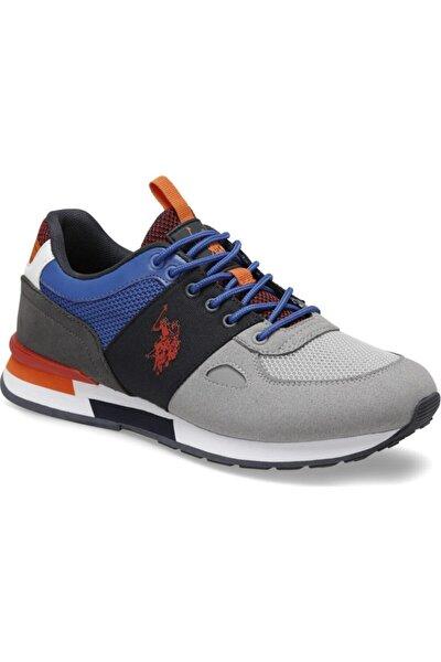 BENTLEY 1FX Gri Erkek Sneaker Ayakkabı 100909600