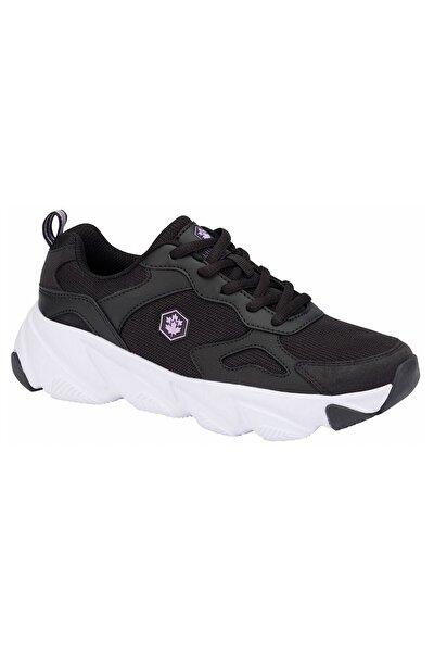MILA Siyah Kadın Sneaker Ayakkabı 100662812
