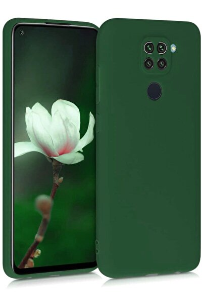 Xiaomi Redmi Note 9 Içi Kadife Lansman Silikon Kılıf