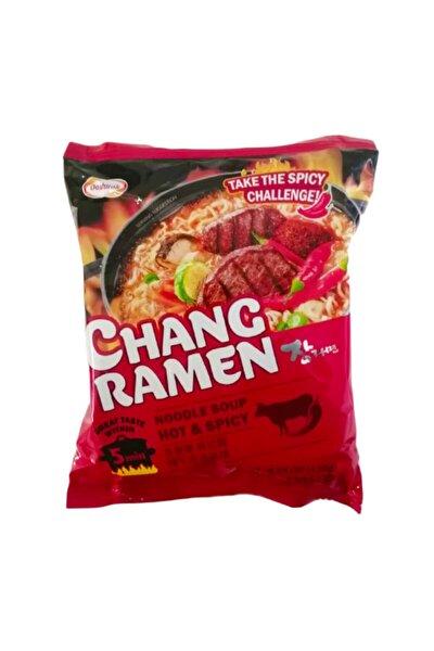 Chang Ramen Acılı Hazır Ramen Chang Ramen 120gr (spicy Ramen)