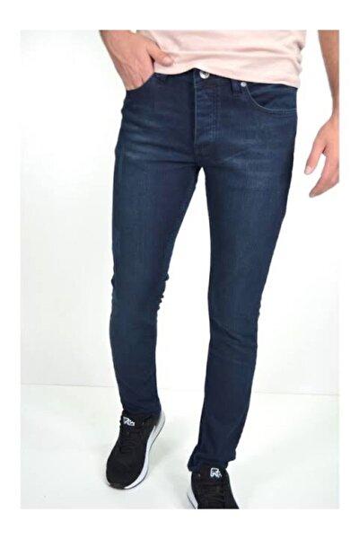 Erkek Regular Fit Comfort Likr Tint Yıkama Jean
