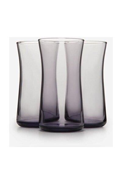 3'lü Haybeli Mor Meşrubat Bardağı 420845