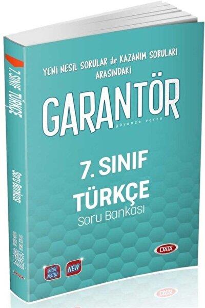 7.sınıf Garantör Türkçe Soru Bankası