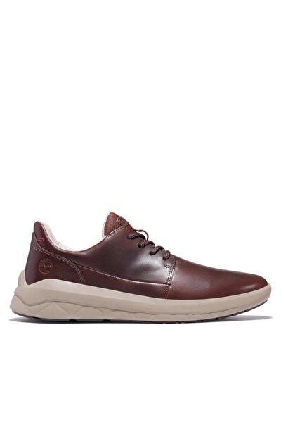 Erkek Kahverengi Bağcıklı  Sneaker