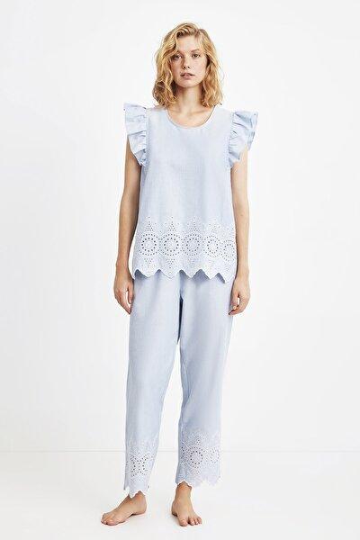 9021 Pijama Takım