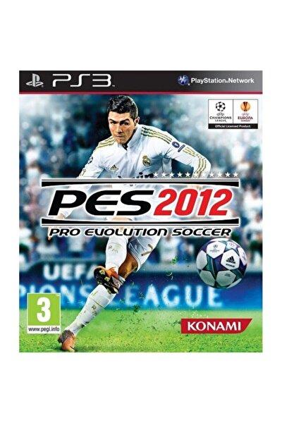 Pes 2012 Türkçe Ps3 Oyun
