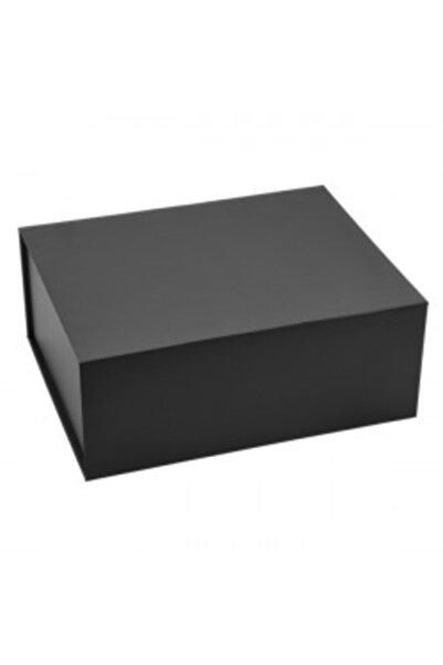 Siyah Mıknatıslı Hediye Kutusu