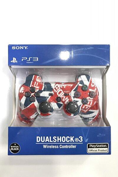 Ps3 Dualshock 3 - Renkli Desenli Oyun Kolu