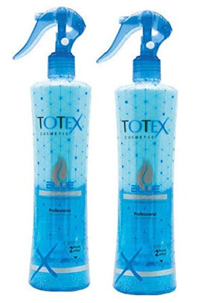 Fönsuyu Saç Bakım Spreyli Mavi Fön Suyu 400 Ml 2 Adet