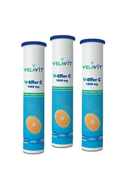 V-effer C 1000 Mg | 3 Kutulu Avantajlı Paket