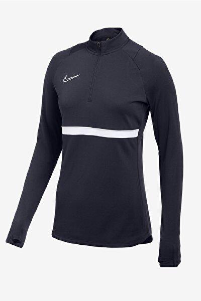 Kadın Spor Sweatshirt - Dri-Fit Academy - CV2653-010