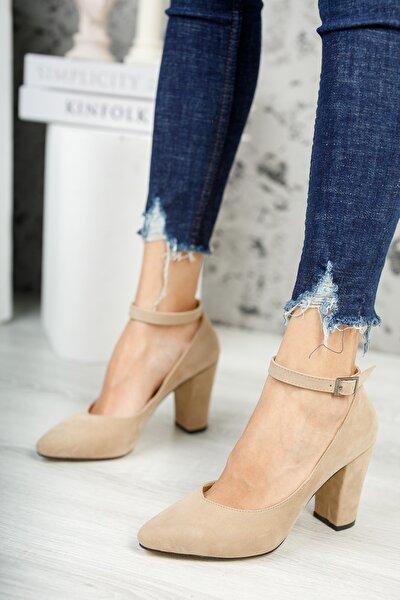 W705 Anne Topuklu Ayakkabı