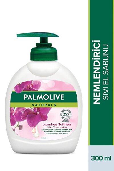 Lüks Yumuşaklık Sıvı Sabun 300 ml