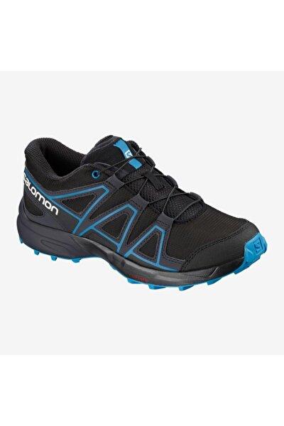 404820 Speedcross J Black/graphite/hawaiian Surf Kadın Outdoor Ayakkabı