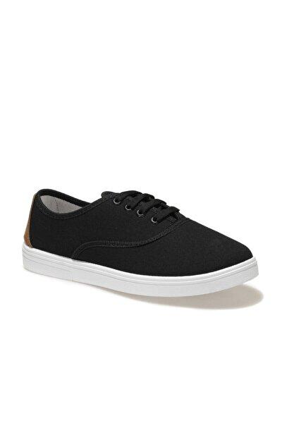 356736.M1FX Siyah Erkek Sneaker Ayakkabı 100936293