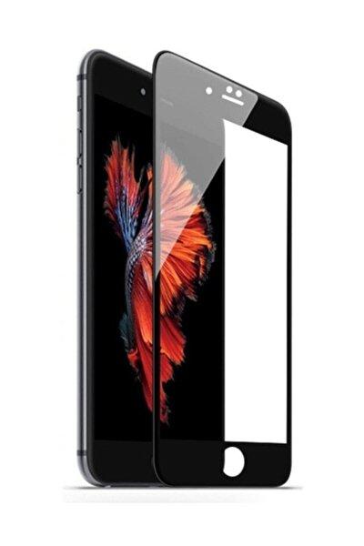 Iphone 7/8 Plus 5d Ekran Koruyucu Siyah