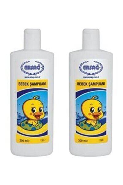 Bebek Şampuanı 2x300 ml 2 Adet